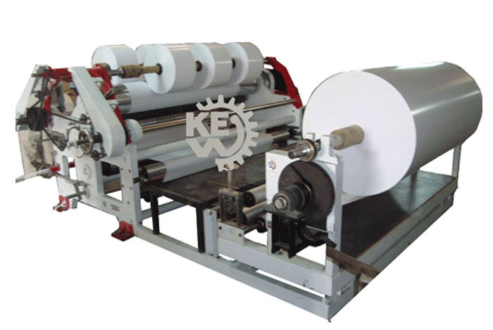 Coated Paper Slitter Rewinder Machine